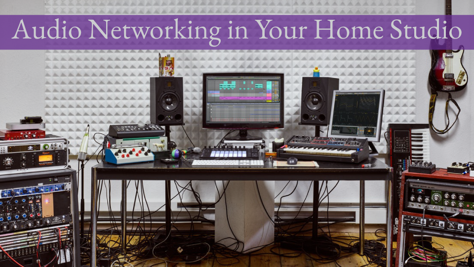 audio networking
